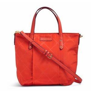 Vera B radley Preppy Poly Satchel Shoulder Bag